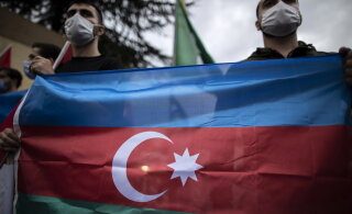 Армения утверждает, что турецкий истребитель F-16 сбил армянский Су-25. Турция заявляет, что этого не было