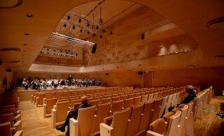 ФОТО | Об этом мечтали 20 лет: в EMTA открывают новый современный концертный зал