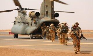 Военные готовятся ко второй волне коронавируса: в Мали доставлены подаренные Эстонией сухпайки на 45 000 евро