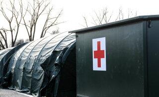 Полевой госпиталь Сил обороны прибудет в среду на Сааремаа