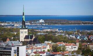 ТАБЛИЦА | В какой части Таллинна квартиры продаются все хуже?