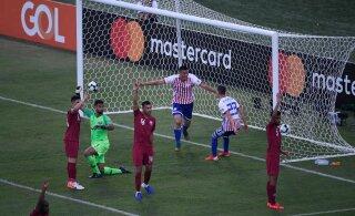FIFA peab salajasi läbirääkimisi. Katar jääb jalgpalli MMi korraldusõigusest ilma?