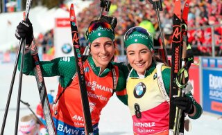 СЕГОДНЯ: Заключительные гонки биатлонистов на Кубке мира