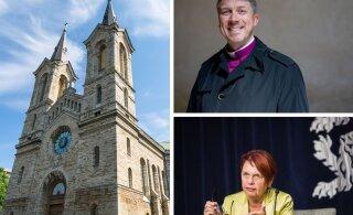 Kirikud küsivad riigilt raha, peapiiskopi sõnul ka regulaarseid kohtumisi teadusnõukojaga