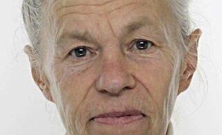 Полиция разыскивает пропавшую в Ляэне-Вирумаа 65-летнюю Ольгу