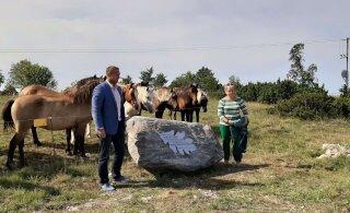 Eesti looduskaitse sünnipaigas on tänasest mälestuskivi