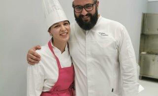 Пирожное со вкусом Vana Tallinn покорило известнейших итальянских кондитеров!