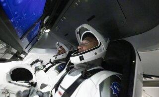 Корабль Илона Маска успешно стартовал к МКС