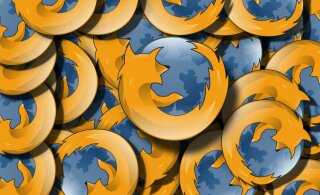 Firefox-brauseri kasutamine vähenes 85%, tippjuhi teenistus kasvas 400%