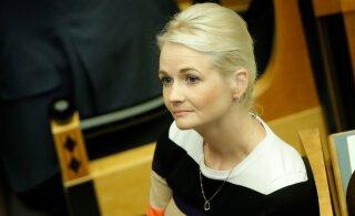Сирет Котка возглавила парламентскую группу родителей-одиночек