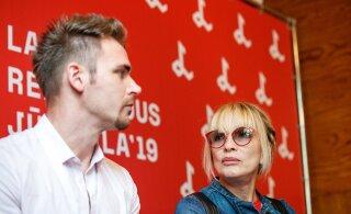 DELFI В ЮРМАЛЕ | Лайма Вайкуле предупредила эстонских артистов: мы будем вас отслеживать