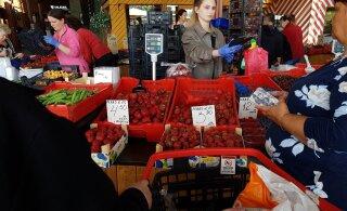 FOTOD | Lõpuks ometi aeg moositeoks! Maasika hind on visalt aga kindlalt kõrgustest alla tulnud