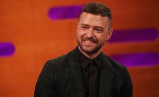 Justin Timberlake meenutab karjääri algusaegu: mind loobiti uriini täis pudelitega