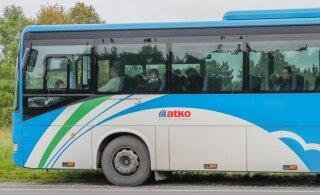 Atko пока остается: новый перевозчик на западе Харьюмаа появится не раньше нового года