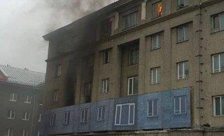 FOTOD | Tallinna südalinnas Gonsiori 9 põles Endoveri renoveeritav kortermaja