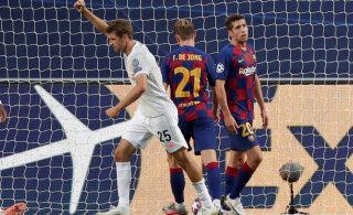 BLOGI | Uskumatu mäng: Müncheni Bayern tagus Meistrite liigas Barcelonale 8 väravat!