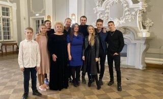 VIDEO | Rohkem mõistmist ja ühtekuuluvust! Põhja-Tallinn pani uue loo sisse staariparaadi Anne Veskist Uudo Sepani