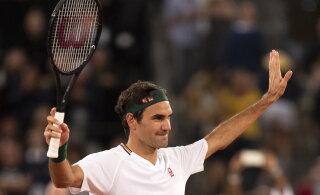 Põlveoperatsioonil käinud Federer jääb French Openilt eemale