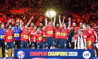 """Janar Mägi Hispaania triumfist käsipalli EM-il: otsustavaks sai sõna """"meeskond"""""""