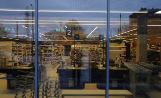 FOTOD | Kopli endise kinohoone asemel kerkinud ärikeskuse Maxima on avamiseks peaaegu valmis