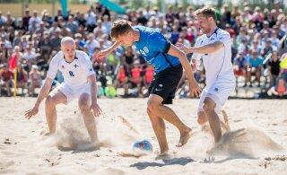 СЕГОДНЯ: Сборная Эстонии начинает отборочный турнир в Москве