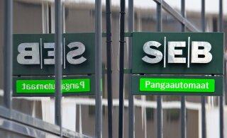 Банк SEB переходит на новую платежную систему. Это может привести к сбоям в работе банковских карт
