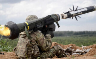 """Армия США доставила в Эстонию 128 противотанковых ракет """"Джавелин"""""""