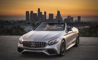 """""""Punase sea"""" järeltulijad ehk kuidas sündisid AMG-Mercedesed"""
