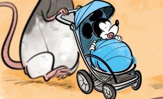 KARIKATUUR | Kui sündinud on midagi üllatavat...