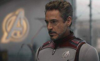 Polegi surnud? Tony Stark naaseb Marveli Kinouniversumisse