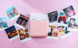 TEST | Canon Selphy Square QX10 – väga ilusad väljatrükid käigu pealt