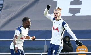Liverpool lõpetas nukra seeria, Gareth Bale on tõusmas üha paremasse hoogu