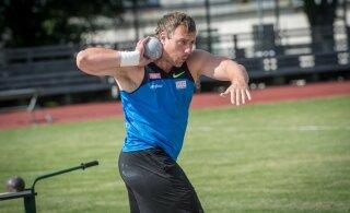 Endine Eesti olümpiasportlane leidis uue väljakutse korvpalli juures