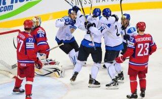 ВИДЕО: Финны знают, как побеждать в полуфинале чемпионата мира Россию