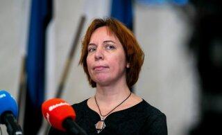 Оскандалившаяся Майлис Репс не будет занимать министерскую должность в новом правительстве