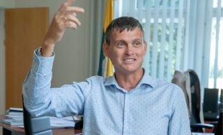 Мэр Нарвы Алексей Евграфов в интервью RusDelfi: я тремя руками за нормализацию отношений с Россией