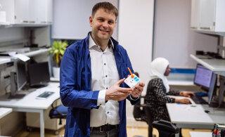Компания эстонского происхождения разработала уникальный экспресс-тест на COVID-19. Его можно использовать в домашних условиях