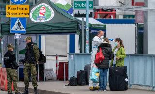 Польша пока не будет открывать границу для туристов из стран Балтии