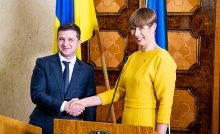 Украинский портал: Эстония в данный момент зависит от украинцев как никогда