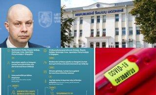 Коронавирус добрался до Литвы: госпитализирована вернувшаяся из Северной Италии женщина