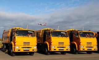 Venemaa toetab sadade miljonite eurodega vanade tarbesõidukite asendamist