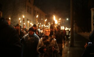 """Читатель RusDelfi: праздник 24 февраля разделился на """"светлое"""" и """"темное"""" — Михаил Кылварт, вы считаете, что это нормально?"""