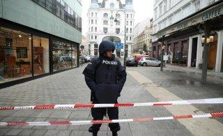 В Вене произошел взрыв