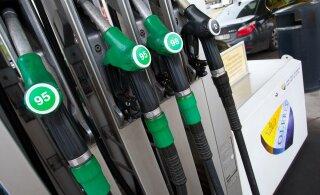 В Таллинне бензин подешевел, но все равно самый дорогой в странах Балтии