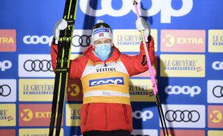 Norra suusaäss Kläbo kuulutas tänavuse võistlusaasta lõppenuks