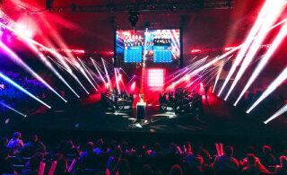 Tuhanded e-spordi huvilised kogunevad Saku Suurhalli 200 000 dollarise auhinnafondiga finaalvõistlusele