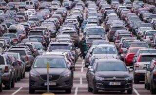 Эстонский фонд дорожного страхования: почти 25 000 транспортных средств не имеют обязательной страховки