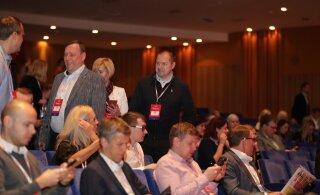 """ПРЯМОЕ ВКЛЮЧЕНИЕ И ФОТО: В Таллинне на конференции """"Смелость сделать иначе"""" расширяют кругозор эстонских бизнесменов"""