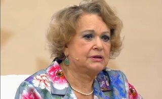 В Москве экстренно госпитализировали актрису Валентину Талызину