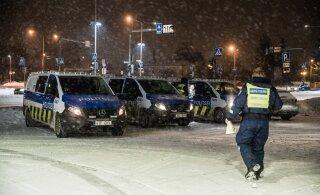 SUUR FOTOLUGU | Külm jaanuariöö Tartus politseinikuna. Relvastatud rööv, uljaspead ja leidmata jäänud liputaja